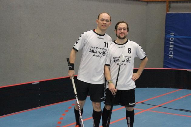 Nicolai Petter und Benjamin Kranz