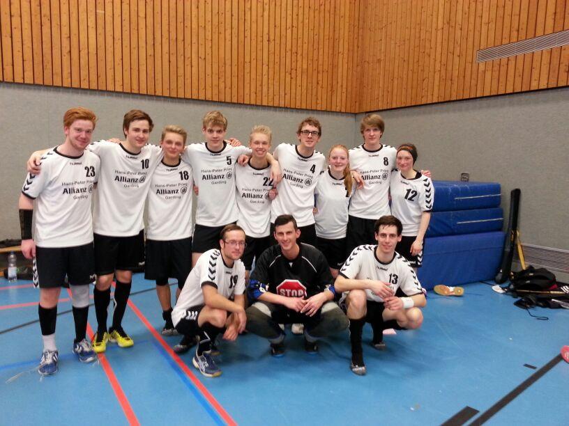 Herrenteam am Ende der Saison 2013/2014