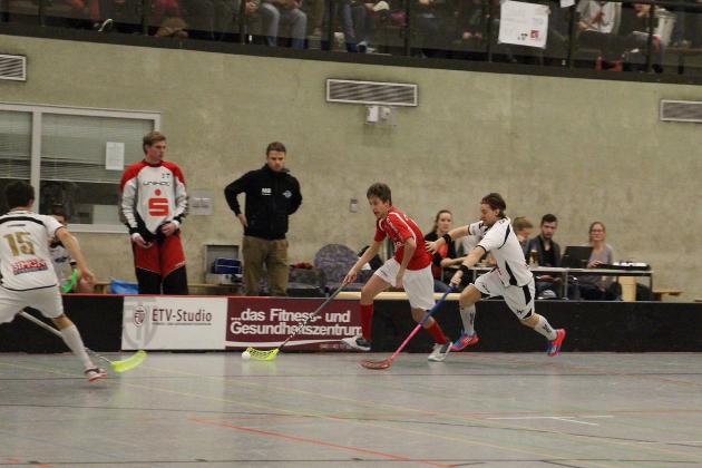 Floorballbundesliga Flemming Kühl