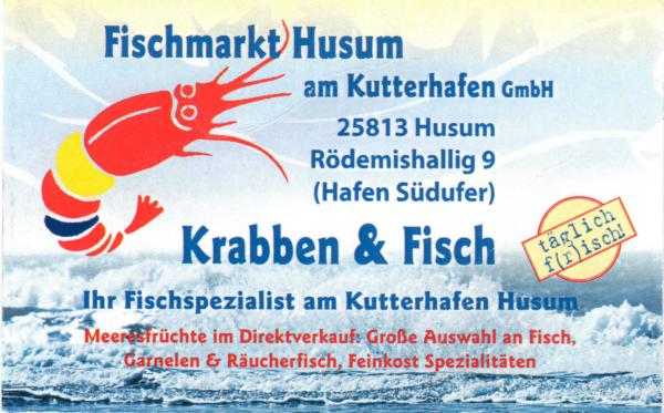 Husumer Fischmarkt