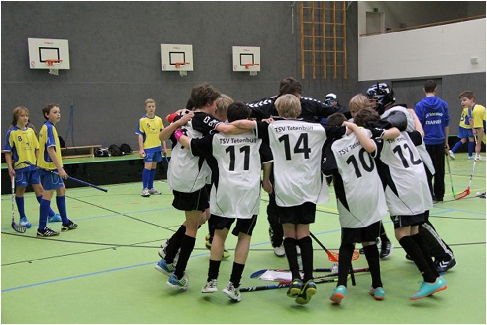 Floorball Landesmeister U15