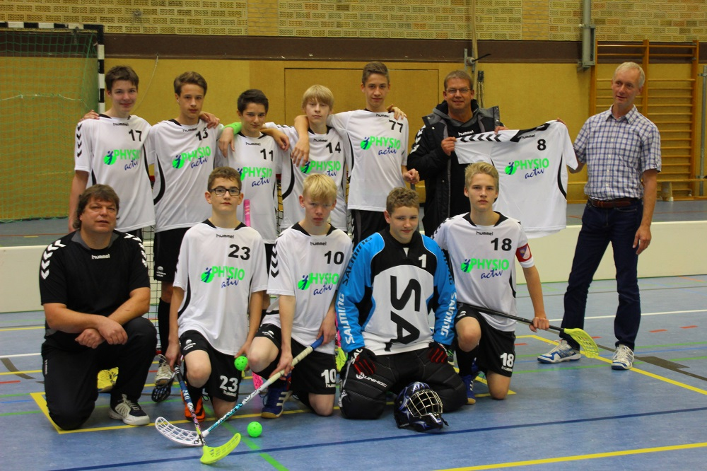 U17 Floorballteam