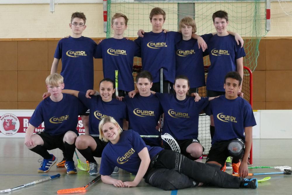 U17 GF Team