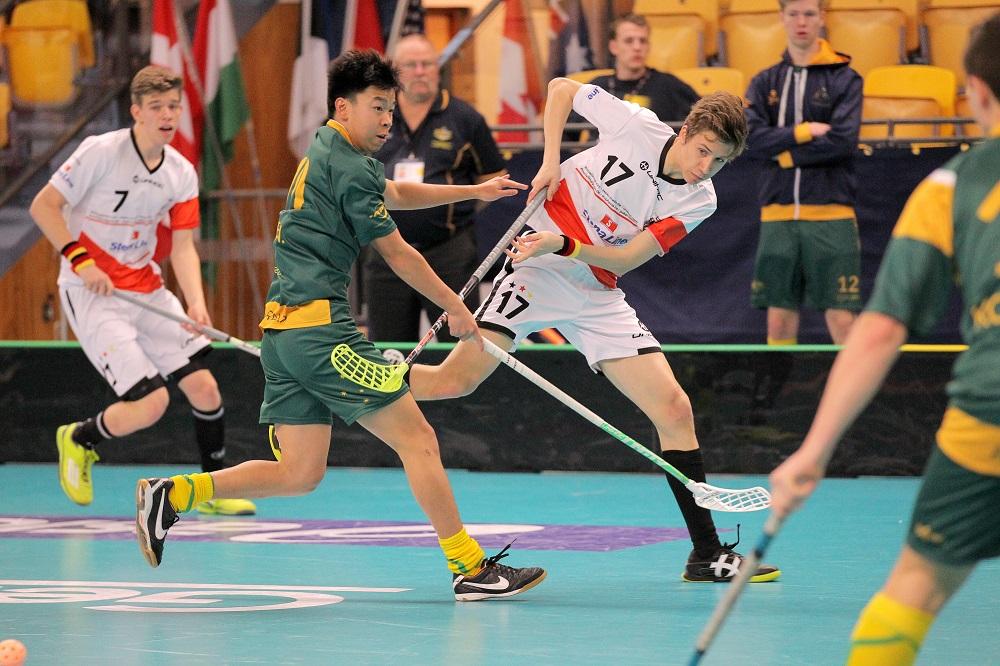 Flemming Kühl U19 WM